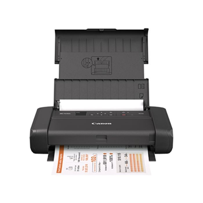 Printer Canon TR150 with Battery