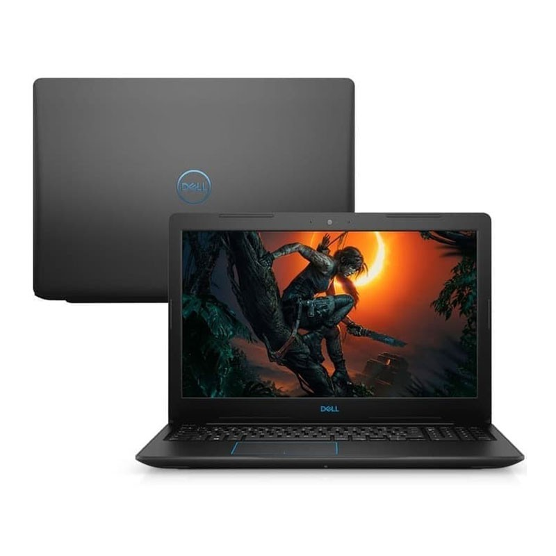 Laptop Dell Inspiron 15 - Inspiron 3579 Black (i5-8300H, VGA,HDD,SSD)