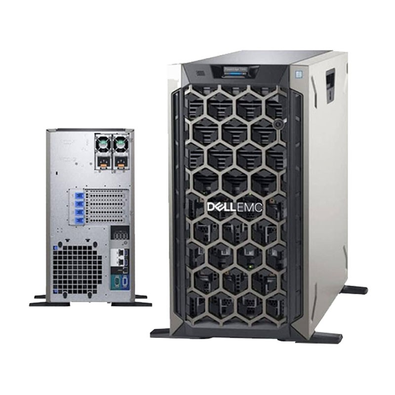 Server Dell PowerEdge T340 (Xeon E-2124 – 16GB - 2x600GB SAS)