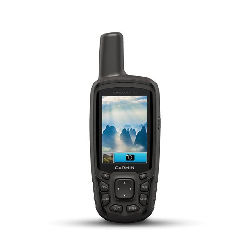 Garmin GPS MAP 64 SC