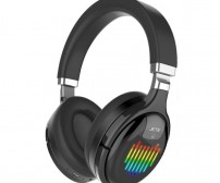 Headset Bluetooth RGB JETE 13 Noise Canceling