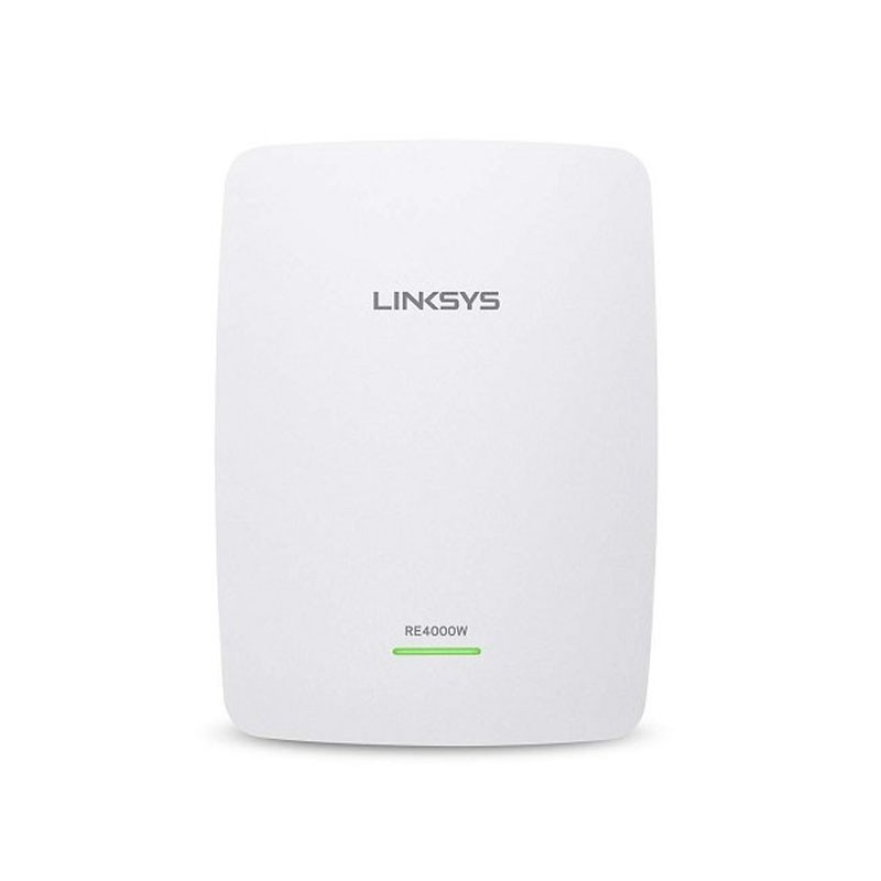 Linksys RE4000W-AP Dual-Band Wireless-N Range Extender