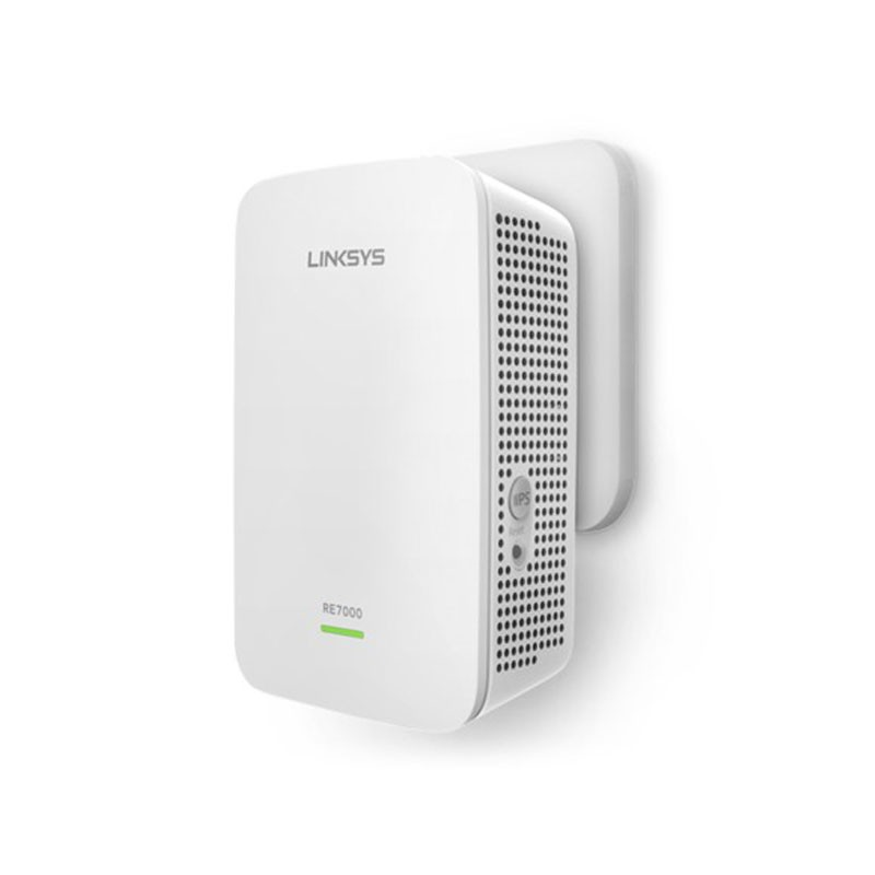 Linksys RE7000-AH AC1900 DUAL BAND WIFI RANGE EXTENDER