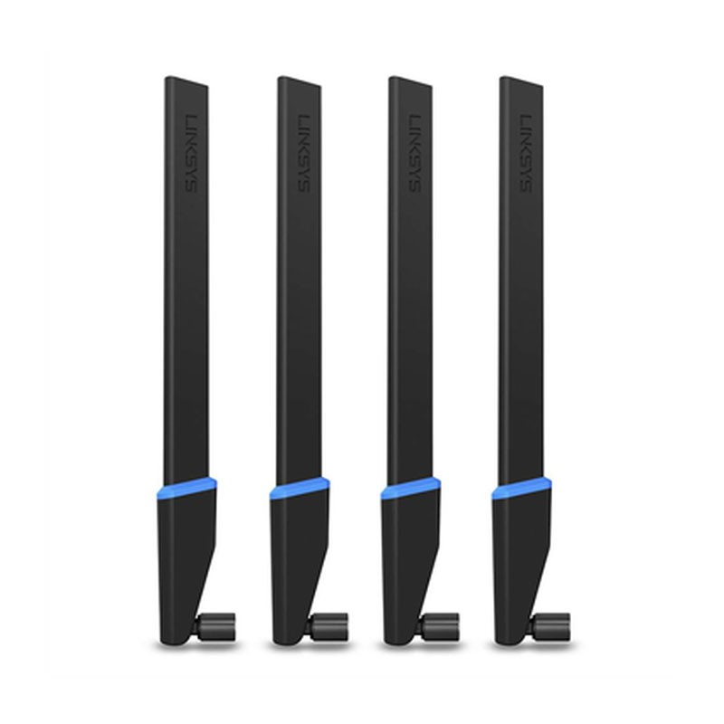 Linksys WRT004ANT High Gain Antenna Kit, 4 Pack