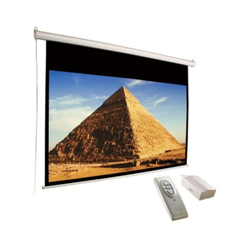 Motorized Screen Projector 180 inch Diagonal Microvision EWSMV2736RL