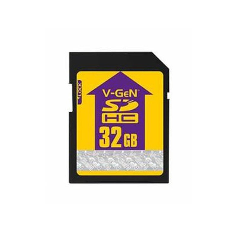 SD Card V-GEN HC 32GB