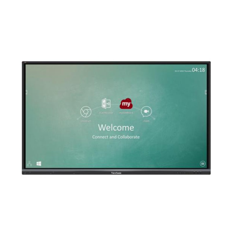 Interactive Flat Panel Viewsonic 65 inch IFP6550