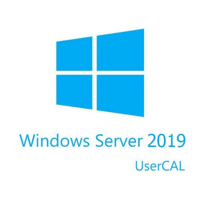 Windows Svr CAL 2019 EN 5 Clt User OEM Server R18-05867