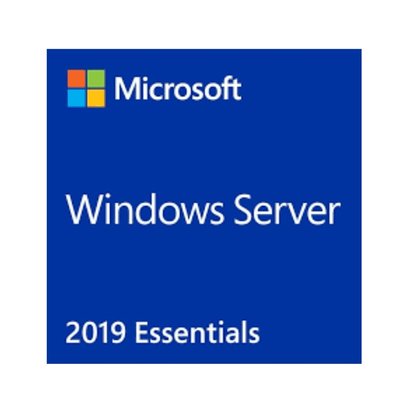 Windows Svr Essential 2019 1 - 2 CPU OEM Server G3S-01299
