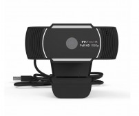 Webcam Feeltek Elec Full HD 1080P (Black)