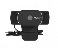 Webcam Feeltek Elec HD 720P (Black)